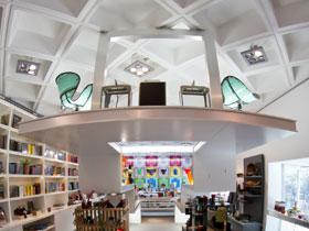Arquitectura sólida con el mejor diseño en tienda del Museo Rufino Tamayo