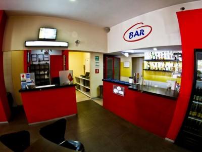 Bar del Hostal de los Quesos