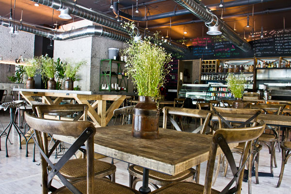 Museo rufino tamayo restaurante a3 studio dise o y - Mobiliario de cafeteria ...