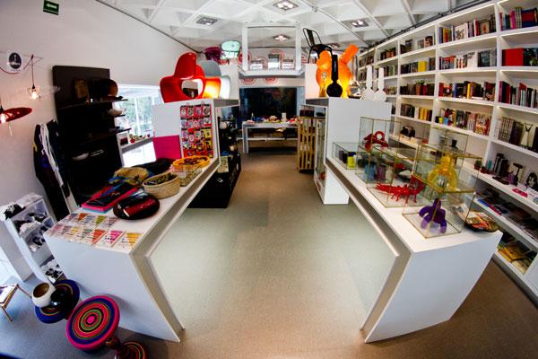 Museo Rufino Tamayo Tienda - A3 Studio | Diseño y Construcción
